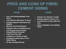 fiber cement siding pros and cons external finishes fibre cement siding