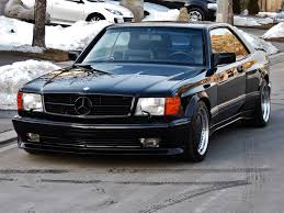 mercedes sec 560 amg 1990 mercedes 560sec amg 6 0 widebody is badass but is it