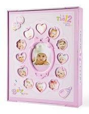 baby photo albums baby photo album ebay