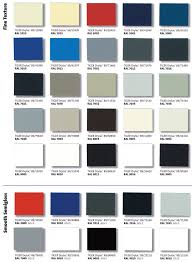 ral interior color charts h u0026 h powder coating fenton mi h u0026 h