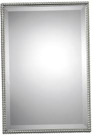 Bathroom Mirrors Brushed Nickel Fresh Bathroom Mirrors Brushed Nickel Finish 20729