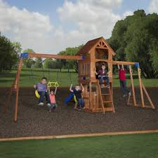 backyard wooden swing sets part 27 backyard discovery