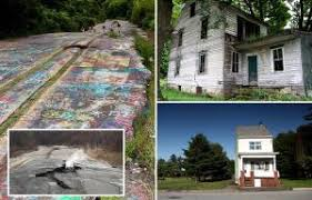 Top 10 Abandoned Places In The World Abandoned Places Eerie Photos Of Deserted Locations Around The