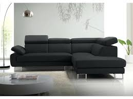 canap d angle cuir noir et blanc canape panoramique noir dangle canape d angle cuir noir ikea