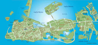 Florida Attractions Map Key West Tourist Attractions Map Key West Tours Conch Train Tour