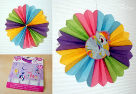 how to make a paper fan paper bag party fans diy moms munchkins