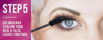 Eyelash Extensions Natural Look 5 Steps To Make False Eyelashes Look Natural Makeup Geek
