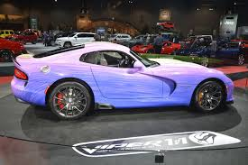 Dodge Viper Quality - thoughts on this 1 of 1 dodge viper gtc at the chicago show