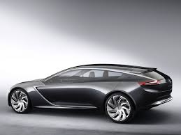 green opal car opel vauxhall monza concept pictures and details released