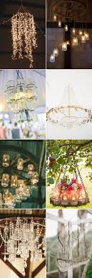 Decor Chandelier Wedding Decorations 40 Ideas To Use Chandeliers