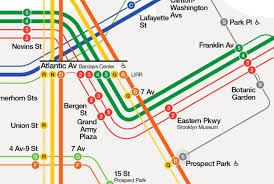 Metro Map New York by Unofficial Map New York Subway By Tommi Moilanen Transit Maps