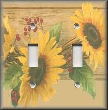 Sunflower Themed Bedroom Sunflower Kitchen Decor Kitchen Tool And Holder Sunflower