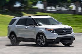 Ford Explorer Xlt 2013 - 2013 ford explorer sport first test photo u0026 image gallery