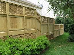 Fence Ideas For Patio 67 Best Fence Ideas For Backyard Privacy Images On Pinterest