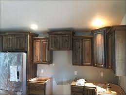 Kitchen Cabinet Doors Online Kitchen Natural Hickory Cabinets Dark Wood Kitchen Cabinets New