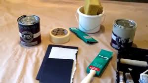 Farrow And Ball Kitchen Cabinet Paint Farrow And Ball Painting Kitchen Cabinets Youtube