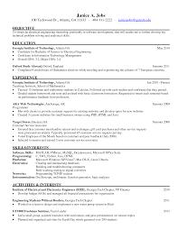 Hr Internship Resume Internship Resume Sample Internship