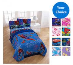 Bed Set Walmart Walmart Com Licensed Character 4 Piece Bedding Comforter Set