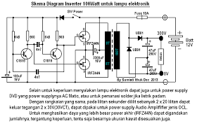 ac matic power amplifier dan inverter membuat inverter sendiri