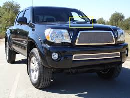 toyota tacoma accessories 2008 t rex toyota tacoma ss scoop pt 54897