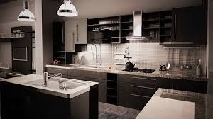 Black Kitchens Designs | 15 bold and black kitchen designs home design lover