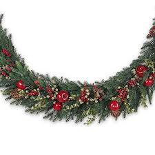 christmas garland 10 bh spruce artificial christmas garland unlit jpg rendition smallest ss jpg