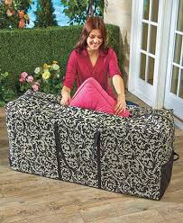 Patio Cushion Storage Bags Rolling Outdoor Cushion Storage Ltd Commodities
