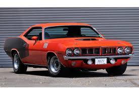 Top Muscle Cars - 1971 plymouth hemi u0027cuda best muscle cars top 10 best muscle