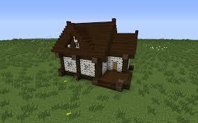 inspiring cottage house minecraft 45 for modern decoration design