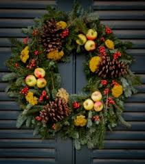 colonial williamsburg wreaths are 100 and always