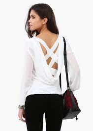 criss cross blouse pin by fahrenbach on fashion criss cross top