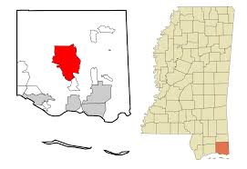 Mississippi Zip Code Map by Vancleave Mississippi Wikipedia