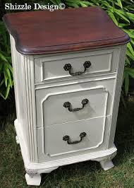 17 best chalk painted night stands images on pinterest painted