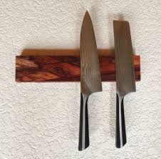magnetic strips for kitchen knives magnetic knife rack built using drive magnets without power