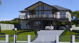 Traditional Queenslander Floor Plan Total Home Frames Pty Ltd U2013 Timber Framed Energy Efficient