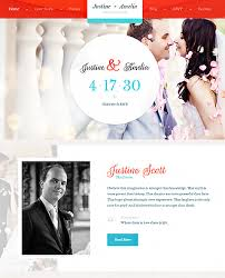 free wedding website 14 free wedding themes for your wedding website in 2017