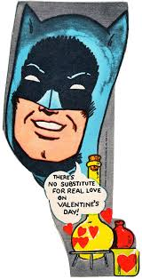 batman valentines card batman valentines card images