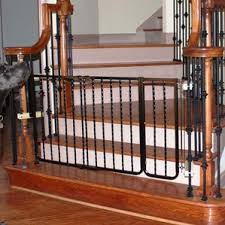 Christmas Lights For Stair Banisters Dog Gates For Stairs