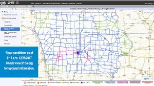 Modot Road Conditions Map Iowadot Road Conditions Valleduparnoticias Co