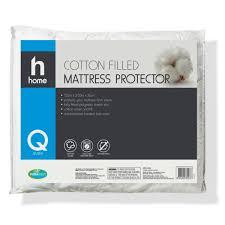 Sofa Bed Mattress Protector by Mattress Toppers U0026 Mattress Protectors Kmart