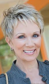 very short highlighted hairstyles 50 short and stylish hairstyles for women over 50