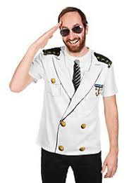 Ship Captain Halloween Costume Sailor Captain U0026 Nautical Costumes Theme Party