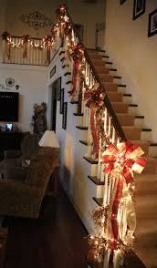 stair railing decor u2013 country craft corner