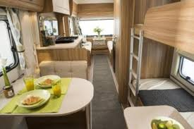 Caravan With Bunk Beds From Smallest To Largest Our Caravans Are Solid Winners