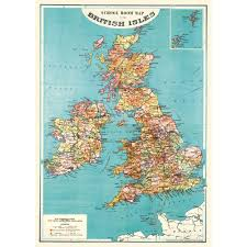 cavallini poster cavallini isles map wrap poster scrapbooking