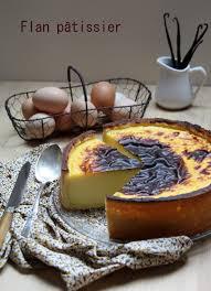 cuisiner le fl騁an flan pâtissier recette de c felder les gourmandises de lou