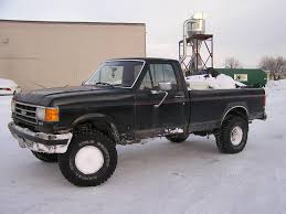 Ford Mud Truck Build - my 1989 f 150 build ford truck enthusiasts forums