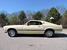 1969 mustang grande for sale 1969 ford mustang 351 mach 1 fastback fmx automatic marti