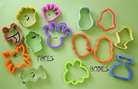 halloween cookie cutters monster cookies from any cookie cutter klickitat street