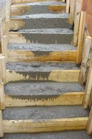 treppe betonieren tag 017 betonieren eg decken stiege putz welcome